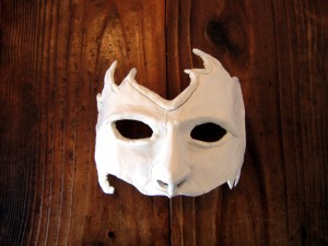 Photo of a mask