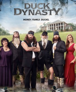 Duck Dynasty promotional image