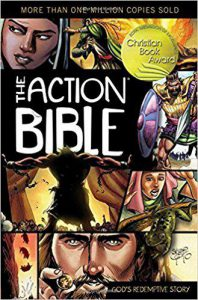 Cover of the Action Bible