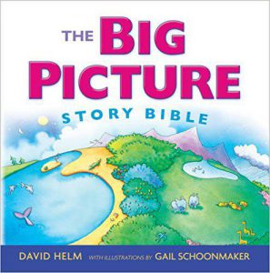 Cover of the Big Picture Story Bible
