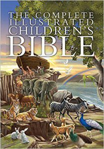 Cover of the Complete Illustrated Children's Bible
