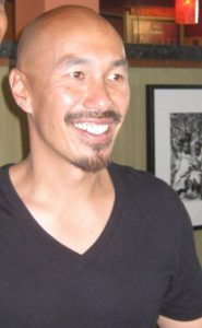 Photo of pastor Francis Chan, author of Crazy Love
