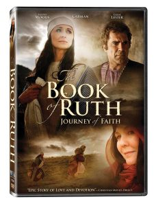 Cover of The Book of Ruth: Journey of Faith by PureFlix DVD cover